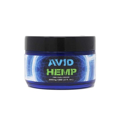 Avid Hemp 300mg-CBD-Pain-Cream