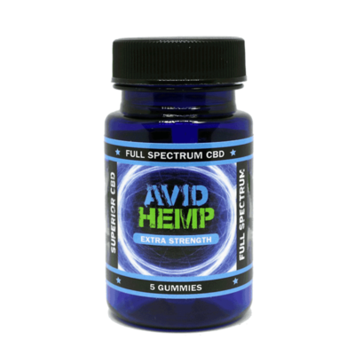Avid Hemp CBD Gummies