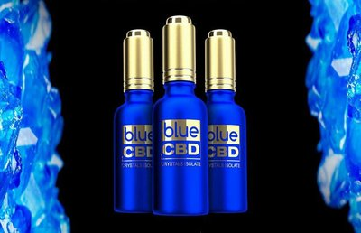 Blue CBD | 10% Cashback | Coupons | Sales Logo