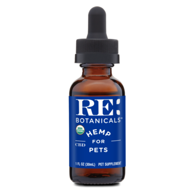 RE Botanicals for Pets