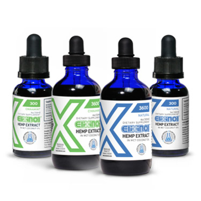 Elixinol Hemp Extract