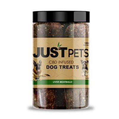 JUSTPets CBD Dog Treats